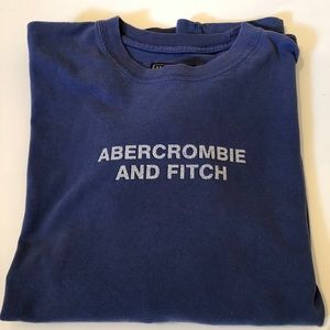 Abercrombie & Fitch long sleeve tee shirt